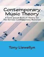 Contemporary Music Theory