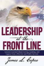 Leadership at the Front Line