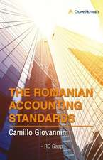 The Romanian Accounting Standards - Romanian GAAP