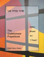The Gratefulness Prayerbook