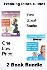 Freaking Idiots Guides 2 Book Bundle