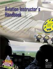 Aviation Instructor's Handbook