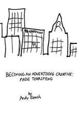 Becoming an Advertising Creative