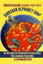 Dinosaur Alphabet Soup