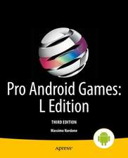 Pro Android Games: L Edition