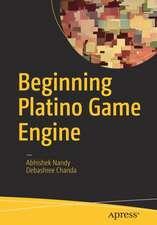 Beginning Platino Game Engine