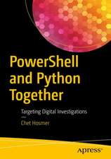 PowerShell and Python Together