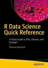 R Data Science Quick Reference