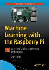 Machine Learning with the Raspberry Pi