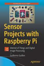 Sensor Projects with Raspberry Pi