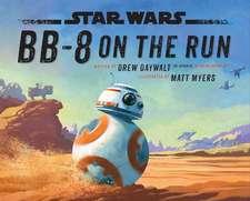Star Wars BB-8 on the Run