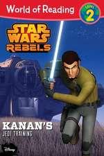 World of Reading Star Wars Rebels Kanan's Jedi Training: Level 2