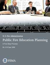 Public Fire Education Planning