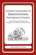 The Best Ever Guide to Demotivation for French Citizens