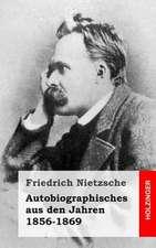 Autobiographisches Aus Den Jahren 1856-1869