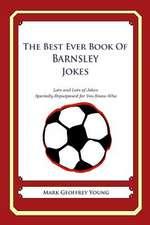 The Best Ever Book of Barnsley Jokes