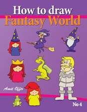 How to Draw Fantasy World