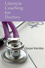 Lifestyle Coaching for Doctors