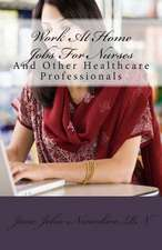 Work at Home Jobs for Nurses