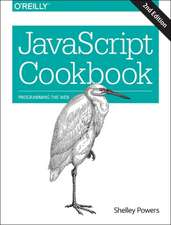 JavaScript Cookbook 2e