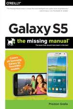 Galaxy S5 – The Missing Manual