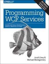 Programming WCF Services 4e