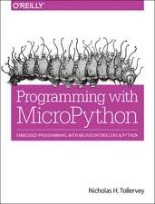 Programming on MicroPython