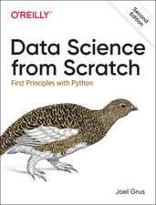Data Science from Scratch 2e