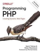 Programming PHP, 4e