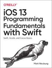 iOS 13 Programming Fundamental with Swift