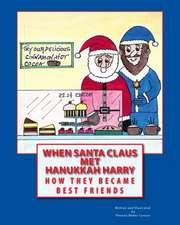 When Santa Claus Met Hanukkah Harry