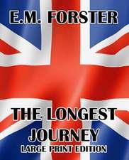 The Longest Journey - Large Print Edition