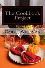 The Cookbook Project