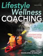 Lifestyle Wellness Coaching 3rd Edition