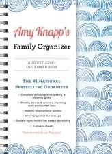2019 Amy Knapp's Family Organizer