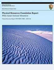 Physical Resources Foundation Report