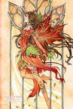 Autumn Fallfire Fairy Journal