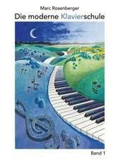 Die Moderne Klavierschule:  Unlocking the Infinite Possibilities of the Subconscious Mind