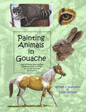 Painting Animals in Gouache