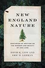 NEW ENGLAND NATURE CENTURIES OCB