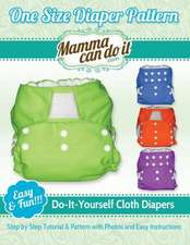 One Size Diaper Pattern
