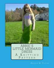 Abbie's Little Mermaid Dress