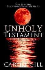 Unholy Testament