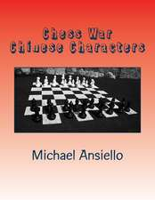 Chess War - Chinese Characters