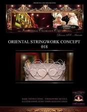 Premium Cake Decorating;oriental Stringwork Concept 018