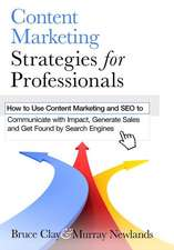Content Marketing Strategies for Professionals