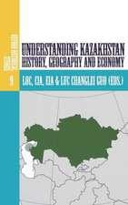 Understanding Kazakhstan:  History, Geography and Economy