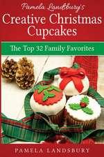Pamela Landsbury's Creative Christmas Cupcakes
