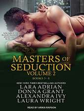 Masters of Seduction, Volume 2:  Books 5-8