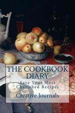 The Cookbook Diary